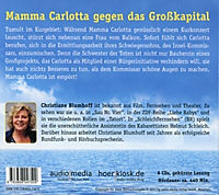 Mamma Carlotta Band 7: Kurschatten (6 Audio-CDs) - Produktdetailbild 1