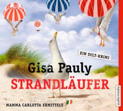 Mamma Carlotta Band 8: Strandläufer (6 Audio-CDs), Gisa Pauly