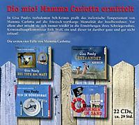 Mamma Carlotta ermittelt. Die ersten vier Fälle, 22 Audio-CDs - Produktdetailbild 1