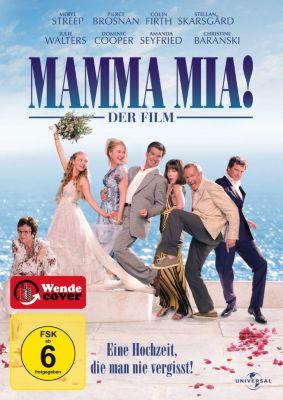 Mamma Mia! - Der Film, Amanda Seyfried,Pierce Brosnan Meryl Streep