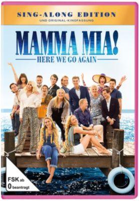 Mamma Mia! - Here We Go Again, Keine Informationen
