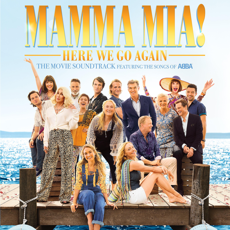 Mamma Mia! Here We Go Again! Original Soundtrack von Various ...
