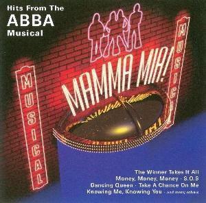 Mamma Mia! Hits From The Abba Musical, Diverse Interpreten
