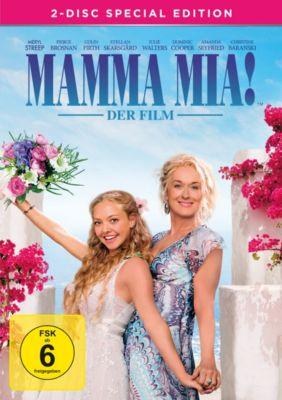 Mamma Mia! - Special Edition, Amanda Seyfried,Pierce Brosnan Meryl Streep