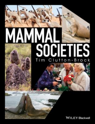 Mammal Societies, Tim Clutton-Brock