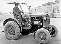 MAN & Diesel 100 Jahre Motorkraft für die Landwirtschaft: Augsburg-Nürnberg - Produktdetailbild 1