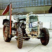 MAN & Diesel 100 Jahre Motorkraft für die Landwirtschaft: München - Produktdetailbild 2