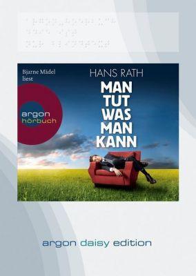 Man tut, was man kann, MP3-CD, Hans Rath