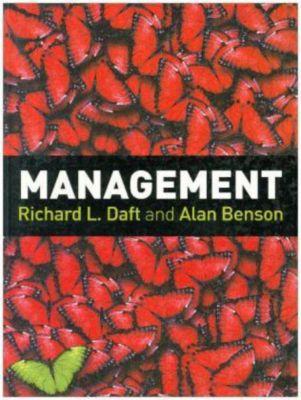 Management, Alan Benson, Richard Daft