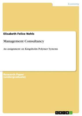 Management Consultancy, Elisabeth Felice Nehls