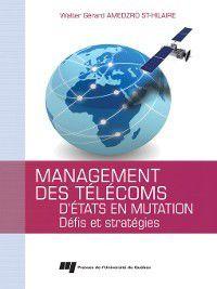 Management des télécoms d'États en mutation, Walter Gérard Amedzro St-Hilaire