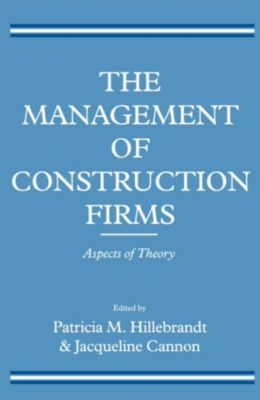 Management of Construction Firms