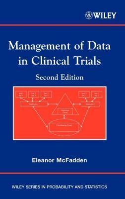 Management of Data in Clinical Trials, Eleanor McFadden