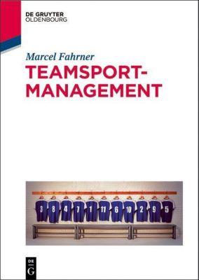 Management professionellen Teamsports, Marcel Fahrner