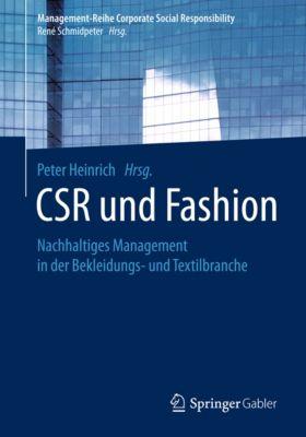 Management-Reihe Corporate Social Responsibility: CSR und Fashion