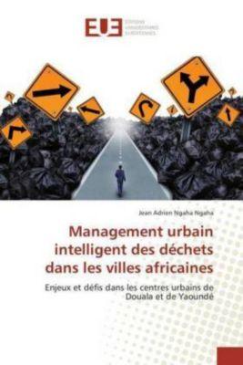 Management urbain intelligent des déchets dans les villes africaines, Jean Adrien Ngaha Ngaha