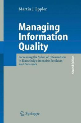 Managing Information Quality, Martin J. Eppler
