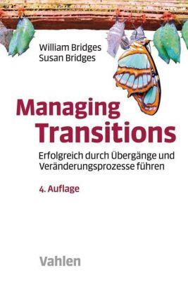 Managing Transitions, William Bridges, Susan Bridges