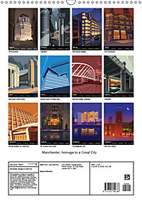 Manchester, Homage to a Great City. (Wall Calendar 2019 DIN A3 Portrait) - Produktdetailbild 13
