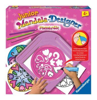 Mandala Designer Junior - Romantic