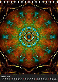 Mandala - Esoterik & Meditation / CH-Version (Tischkalender 2019 DIN A5 hoch) - Produktdetailbild 10
