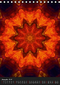 Mandala - Esoterik & Meditation / CH-Version (Tischkalender 2019 DIN A5 hoch) - Produktdetailbild 12