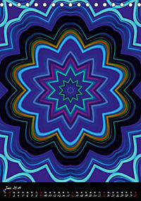 Mandala - Esoterik & Meditation / CH-Version (Tischkalender 2019 DIN A5 hoch) - Produktdetailbild 6