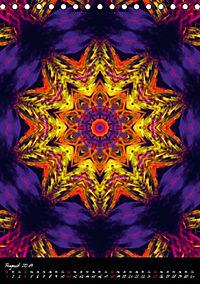 Mandala - Esoterik & Meditation / CH-Version (Tischkalender 2019 DIN A5 hoch) - Produktdetailbild 8