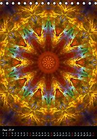 Mandala - Esoterik & Meditation / CH-Version (Tischkalender 2019 DIN A5 hoch) - Produktdetailbild 3