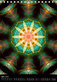 Mandala - Esoterik & Meditation / CH-Version (Tischkalender 2019 DIN A5 hoch) - Produktdetailbild 4