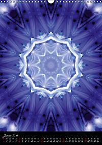 Mandala - Esoterik & Meditation / CH-Version (Wandkalender 2019 DIN A3 hoch) - Produktdetailbild 1