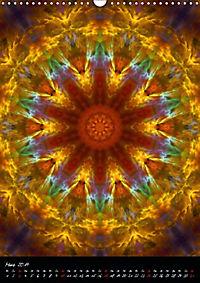 Mandala - Esoterik & Meditation / CH-Version (Wandkalender 2019 DIN A3 hoch) - Produktdetailbild 3