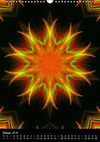Mandala - Esoterik & Meditation / CH-Version (Wandkalender 2019 DIN A3 hoch) - Produktdetailbild 2