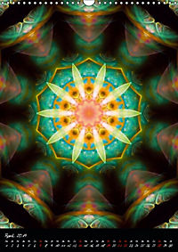 Mandala - Esoterik & Meditation / CH-Version (Wandkalender 2019 DIN A3 hoch) - Produktdetailbild 4