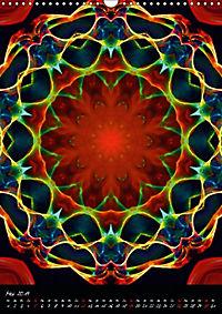 Mandala - Esoterik & Meditation / CH-Version (Wandkalender 2019 DIN A3 hoch) - Produktdetailbild 5