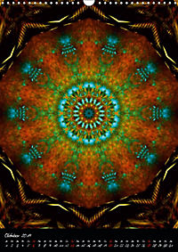 Mandala - Esoterik & Meditation / CH-Version (Wandkalender 2019 DIN A3 hoch) - Produktdetailbild 10