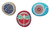 Mandala Steine - Produktdetailbild 1