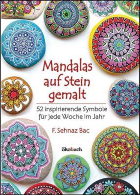 Mandalas auf Stein gemalt - F. Sehnaz Bac |