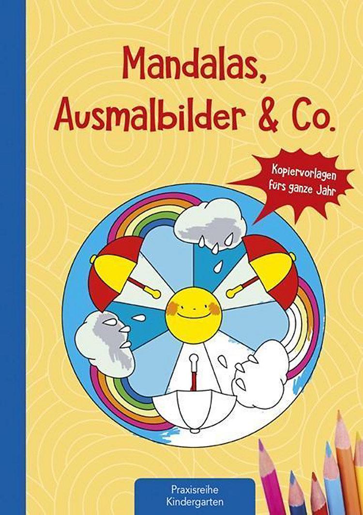 Mandalas Ausmalbilder Co Buch Bei Weltbild De Bestellen
