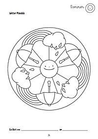 Mandalas, Ausmalbilder & Co. - Produktdetailbild 3