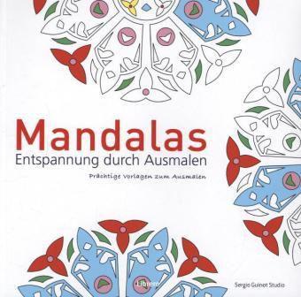 Mandalas - Entspannung durch Ausmalen - Sergio Guinot pdf epub