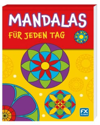 mandalas f r jeden tag buch bei online bestellen. Black Bedroom Furniture Sets. Home Design Ideas