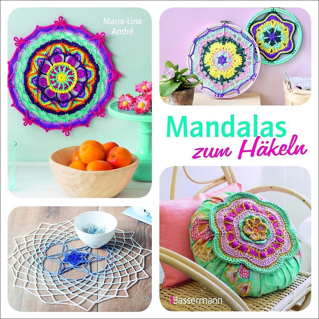 Mandalas Zum Häkeln Buch Jetzt Bei Weltbildde Online Bestellen