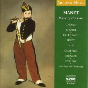 Manet-Music Of His Time, Diverse Interpreten