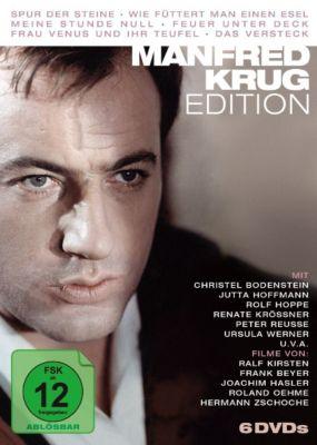 Manfred Krug Edition, Manfred Krug