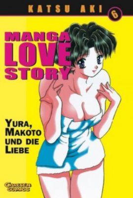 Manga Love Story, Katsu Aki