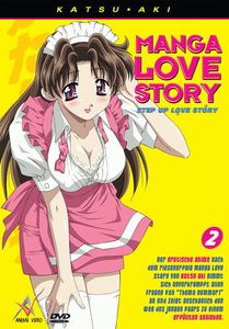 Manga Love Story - Teil 3-4
