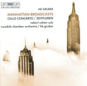 Manhattan Broadcasts/+Cellokon, Cohen, Gruber, Swedish Ko