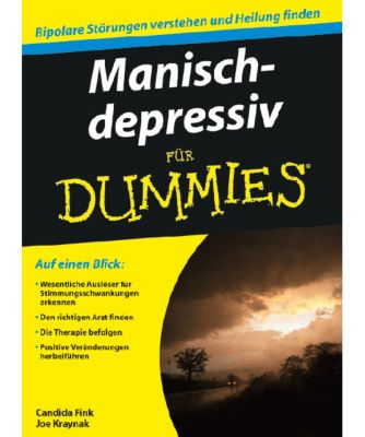 manisch depressiv f r dummies buch portofrei bei. Black Bedroom Furniture Sets. Home Design Ideas