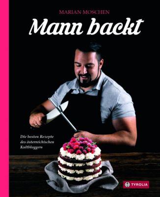 Mann backt - Marian Moschen |